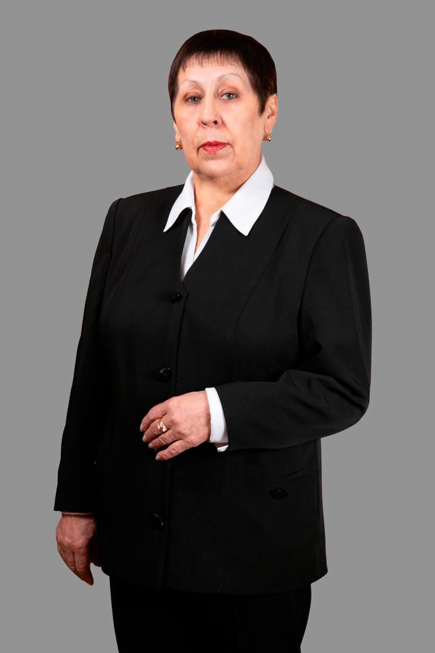 Беловол Вера Ивановна